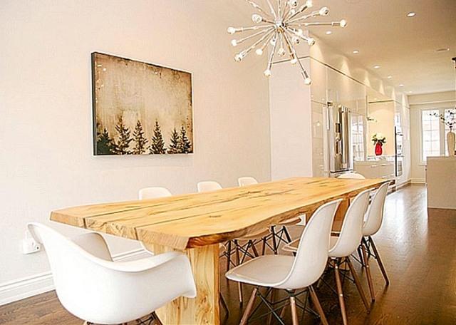 1 organic table